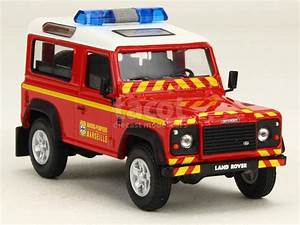 Range Rover Marseille : land rover defender court pompier cararama 1 43 autos miniatures tacot ~ Gottalentnigeria.com Avis de Voitures