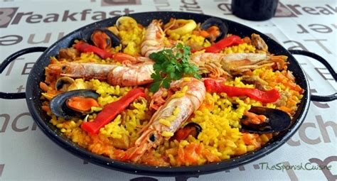 cuisine paella food some of s best cuisines kingdom of spain