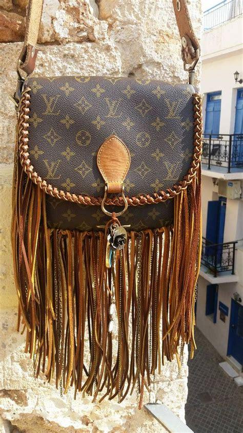 fringe purse louis vuitton saint cloud gm world traveler limited edition  slash knots