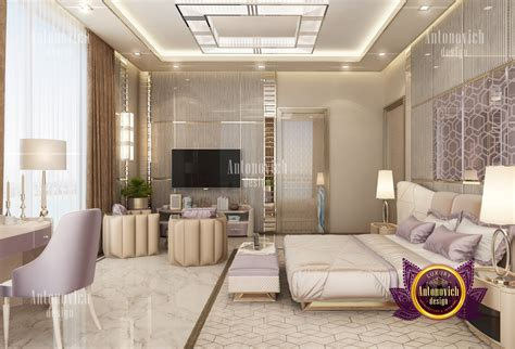 bedroom interior luxury