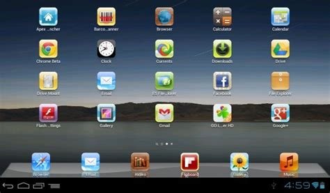 android launchers  home screen replacement