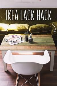 Ikea Hack Lack Tisch : ikea hack lack coffee table humble abode pinterest ~ Eleganceandgraceweddings.com Haus und Dekorationen