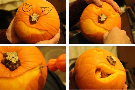 Happy Halloween  Look What We Carved! Cassiefairy