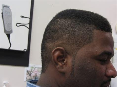 hot  burst fade mohawk   video clipper haircut