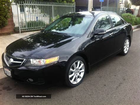 2008 acura tsx with navi loaded