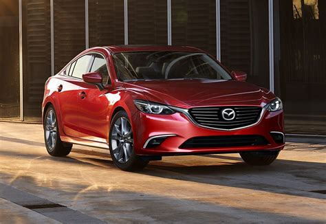 Grand Touring Autos by 2016 Mazda6 Touring Roadtrip Review By Steve Purdy