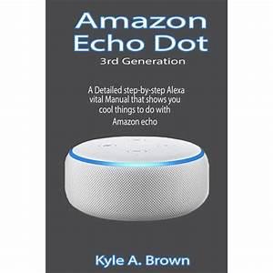 Guide  Amazon Echo Dot 3rd Generation