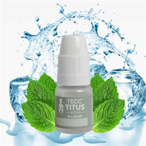 tecc titus adv e liquid icy blast 10ml
