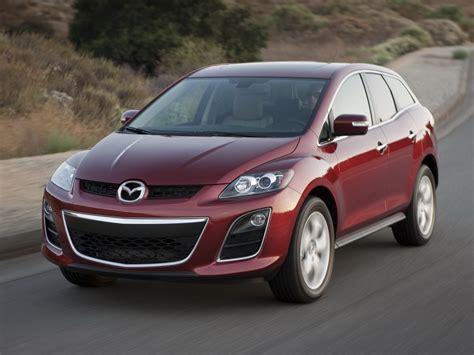 Mazda Cx-7 Specs & Photos
