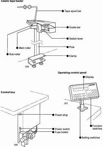 Overlock Sewing Machine  Brother Industrial Sewing Machine