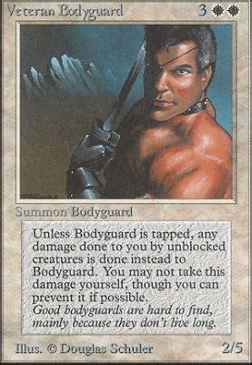 veteran bodyguard unlimited  images magic