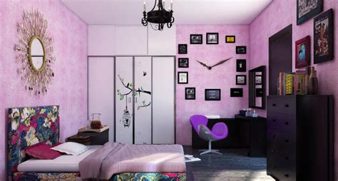 motif chambre fille mobilier chambre fille idées novatrices qui vous inspireront