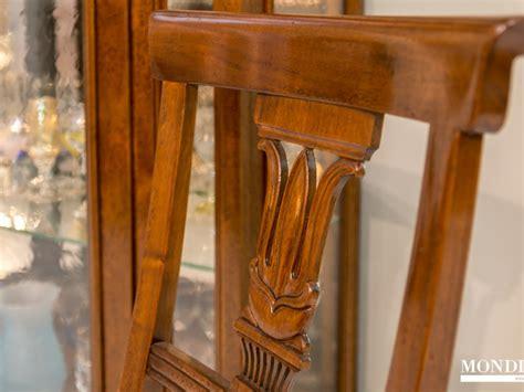 sedie le fablier set 4 sedie classiche le fablier scontate