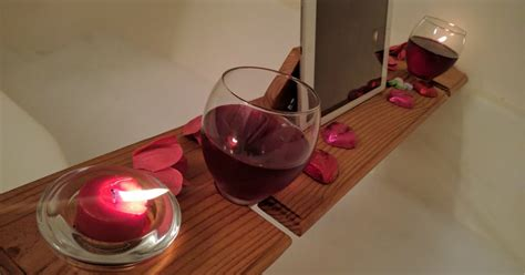 create  gorgeously rustic wooden wine glass holder