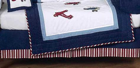 Aviator Crib Bedding by Aviator Crib Bedding Set By Sweet Jojo Designs 9