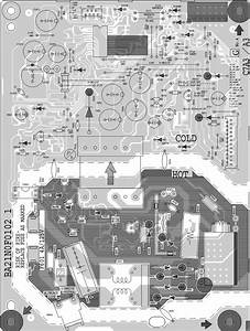Emerson Le220em3 - 22me402v-f7 Magnavox Led Lcd Tv Power Supply Schematic