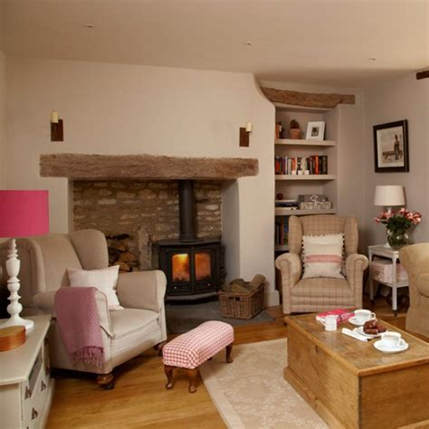 cottage livingroom country cottage living room ideas decorating country