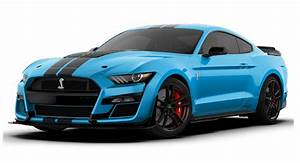 Ford Launches Mustang Shelby GT500 Configurator, But You'd Better Be Careful With Those Options ...