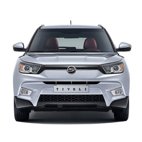 SsangYong's first compact global SUV Tivoli launched in ...