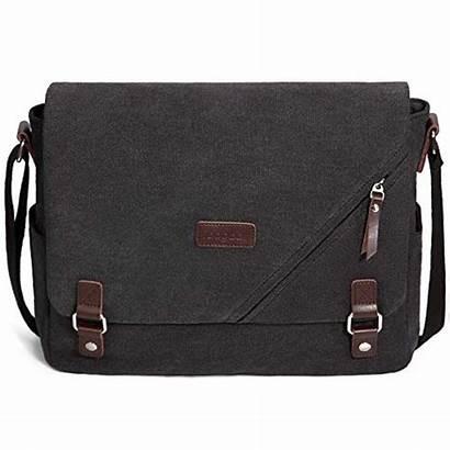 Bags Messenger Laptop Bag Canvas Crossbody Shoulder