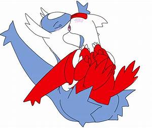 Pokemon Latias In Love Images | Pokemon Images