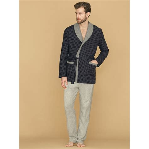 veste de chambre femme robe de chambre veste homme