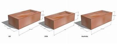 Bricks Brick Dimensions Brickwork Types Bonds Standard