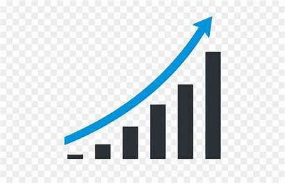 Growth Chart Clipart Transparent Clip Business Marketing