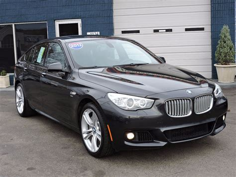 Bmw Gt 550i by Used 2012 Bmw 550i Xdrive Gt Gran Turismo 550i Xdrive At