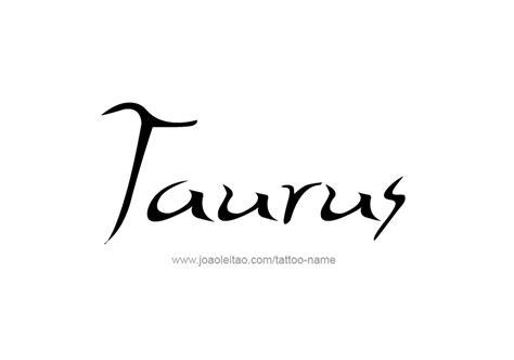 taurus horoscope  tattoo designs tattoos  names