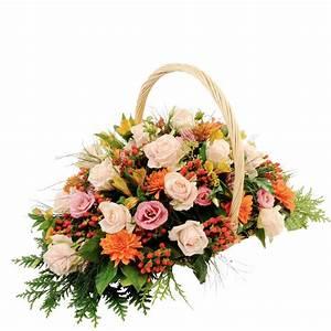 Corbeille De Fleurs Pour Mariage : deuil corbeille de fleurs ~ Teatrodelosmanantiales.com Idées de Décoration