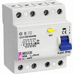 Earth Leakage Circuit Breaker At Rs 142   Piece