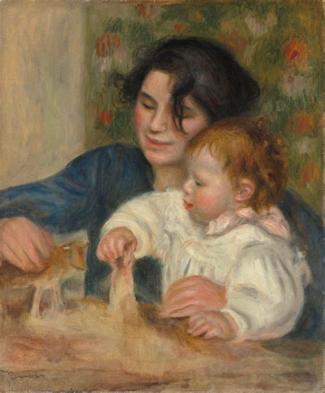 Renoir In The 20th Century A Masters Last Works Npr