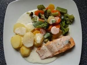 Lachs Mit Gemüse : lachs mit gem se kartoffeln und dillsauce von ines wepunkt ein thermomix rezept aus der ~ Orissabook.com Haus und Dekorationen