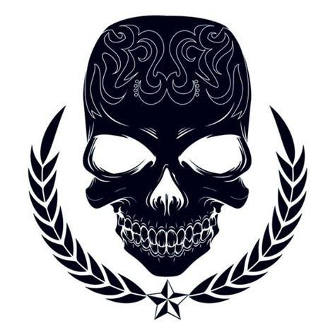 Tatouage Temporaire Décalcomanie Motif Tête De Mort Www