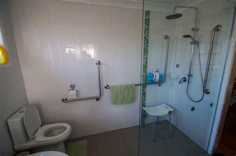 bathroom grab bar safety rails seq tiling  cladding