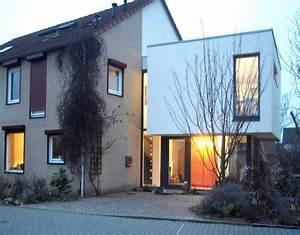 Anbau An Bestehendes Haus Kosten : anbau an eine doppelhaush lfte poggel architekten ~ Lizthompson.info Haus und Dekorationen