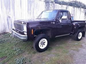 1976 Chevy Short Bed 3  4 Ton 4x4  350 Engine  4