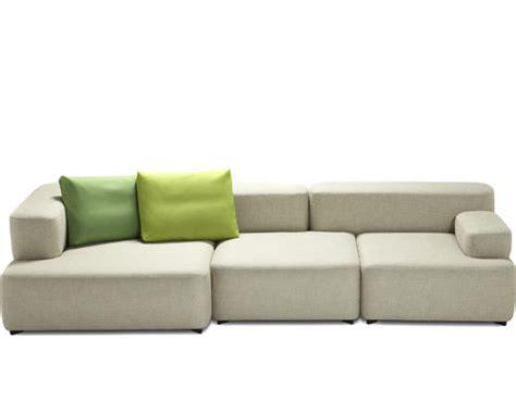 fritz hansen alphabet sofa alphabet 3 seat sofa hivemodern com