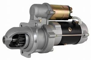 New Starter Fit Motor Perkins Engine 4 108 4 154 Diesel