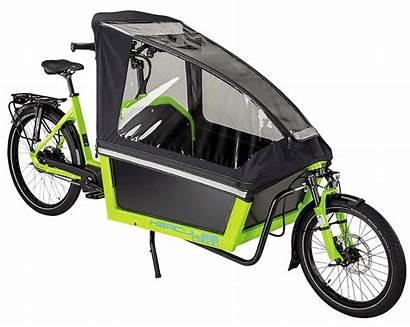 Cargo Regenverdeck Hercules Bike Fahrrad Schreiber Transportieren
