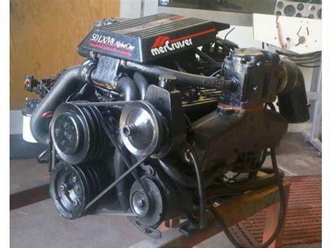 motore mercury mercruiser  lxv de segunda mano