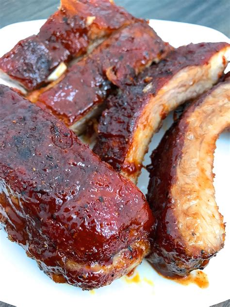 Ultimate Oven Baked Bbq Ribs  The Genetic Chef