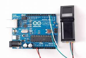 Wiring For Use With Arduino