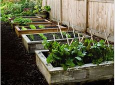 10 Inspiring DIY Raised Garden Bed Ideas,Plans and Designs