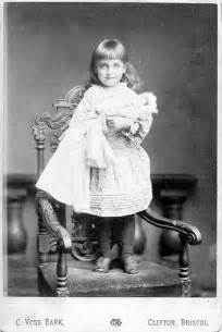 Victorian Children Portrait