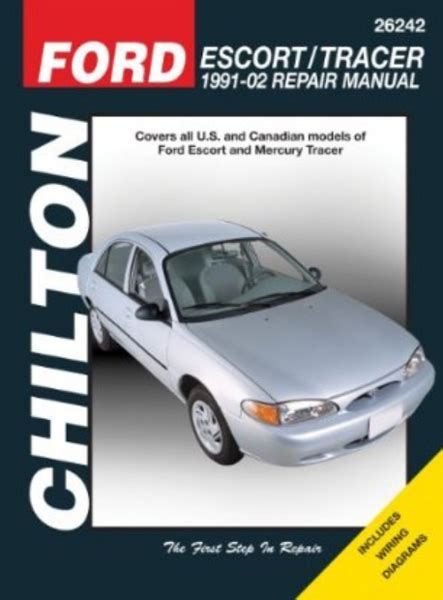 car manuals free online 1996 mercury tracer engine control all ford zx2 parts price compare