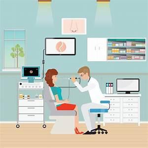 Medical Nose Care Stock Illustration  Illustration Of