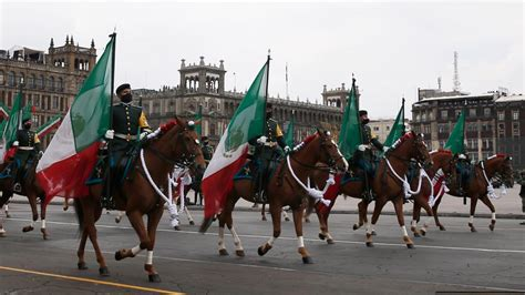 Mexico's Independence Day celebrations muted by ...