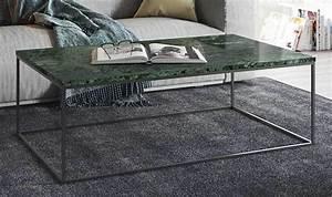 Table Gigogne Marbre : table basse en marbre vert guatemala avec pieds en acier chrom ~ Teatrodelosmanantiales.com Idées de Décoration